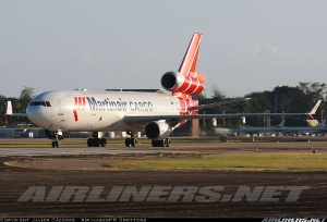Photo ID: 2256041 Views: 622 Martinair Cargo McDonnell Douglas MD-11CF (PH-MCP) shot at Aguadilla - Raphael Hernandez (Borinquen Field / Ramey AFB) (BQN / TJBQ) Puerto Rico February 2013 By Javier Cáceres - AirImagesPR Spotters