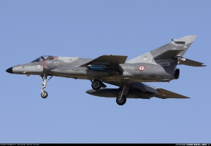 Photo ID: 2262403 Views: 376 France - Navy Dassault Super Etendard (17) shot at Leuchars (St. Andrews) (ADX / EGQL) UK - Scotland April 15, 2013 By Mark McEwan