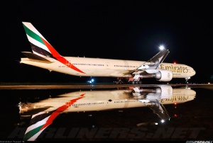 Photo ID: 2258173 Views: 26095 Emirates Boeing 777-31H/ER (A6-EGS) shot at Phuket (HKT / VTSP) Thailand April 24, 2013 By Thanat W.