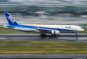 Photo ID: 2255107 Views: 628 All Nippon Airways - ANA Boeing 777-281/ER (JA716A) shot at Tokyo - Haneda International (HND / RJTT) Japan March 31, 2013 By Toshitaka Yamashiki