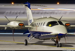 Photo ID: 2216147 Views: 801 Untitled Piaggio P-180 Avanti (I-TIAF) shot at Genoa - Sestri (Cristoforo Colombo) (GOA / LIMJ) Italy November 11, 2012 By Roberto gorini
