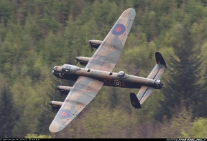 Photo ID: 2262539 Views: 4807 UK - Air Force Avro 683 Lancaster B1 (PA474) shot at Off-Airport - Peak District UK - England May 16, 2013 By Neil Bates
