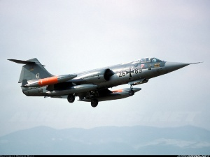 Photo ID: 2262639 Views: 585 Germany - Navy Lockheed (MBB) F-104G Starfighter (2689) shot at Aviano (- Pagliano e Gori) (AVB / LIPA) Italy February 19, 1980 By Sergio Gava